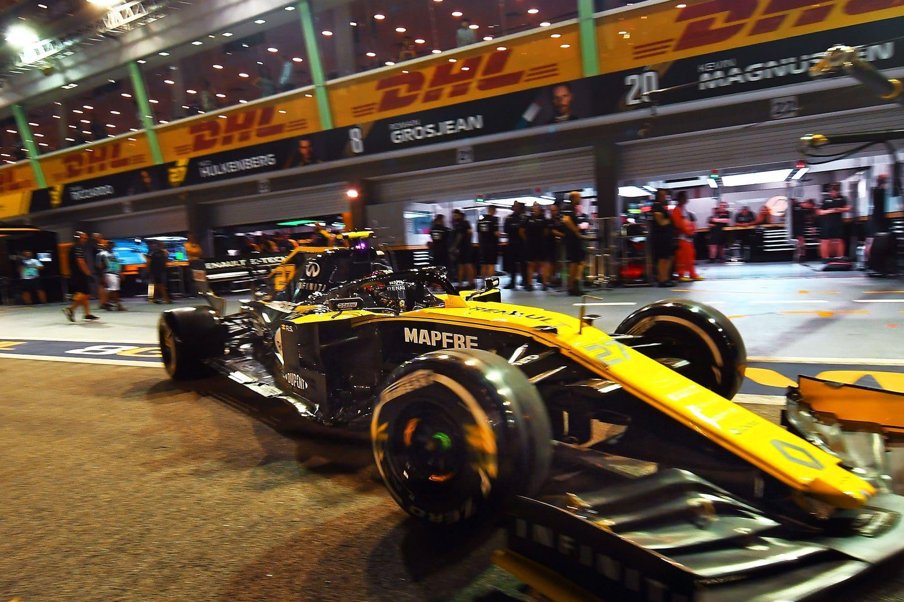 Singapores Grand Prix