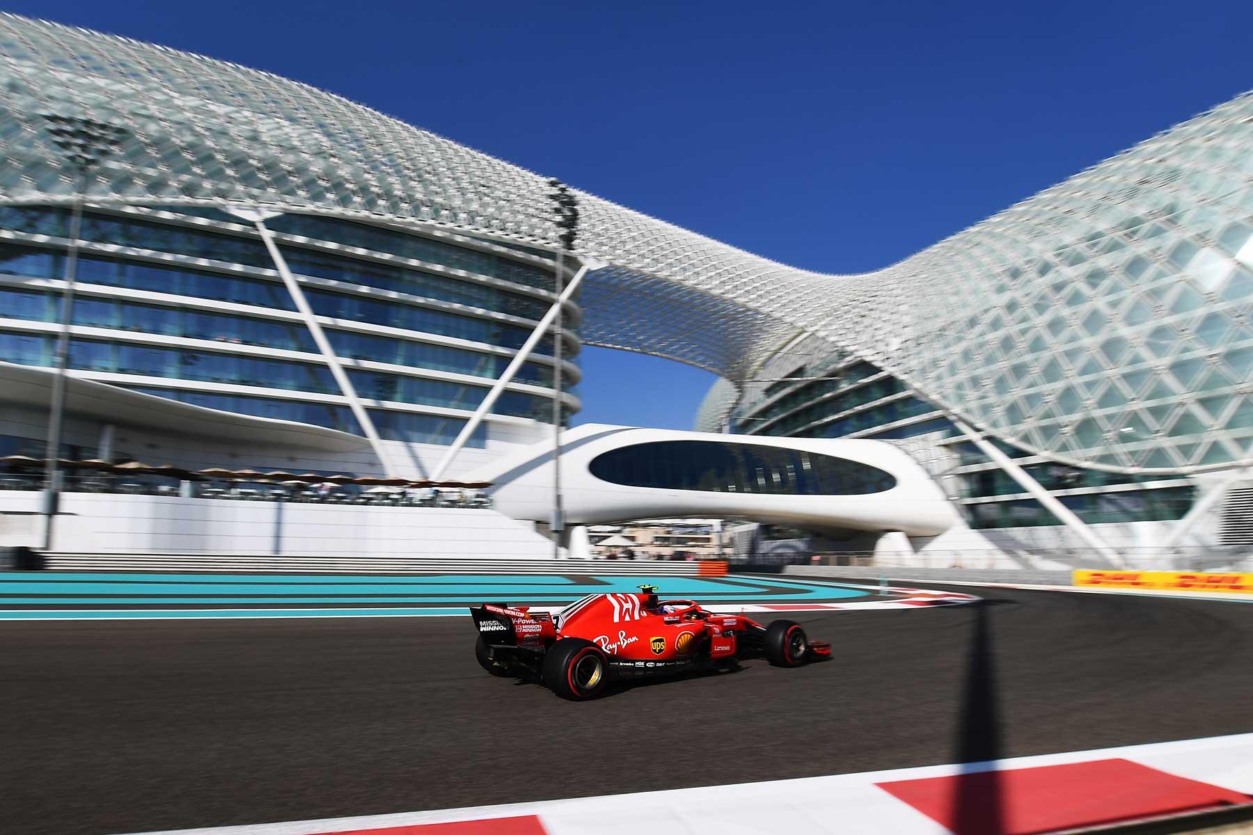 Abu Dhabis Grand Prix