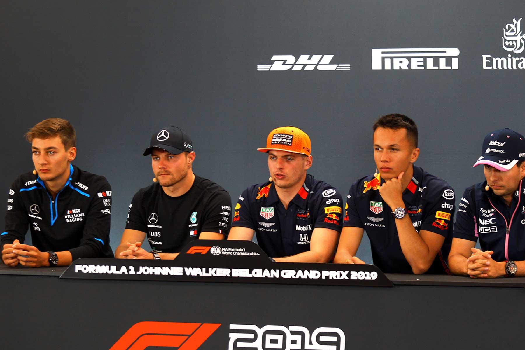 Belgiens Grand Prix