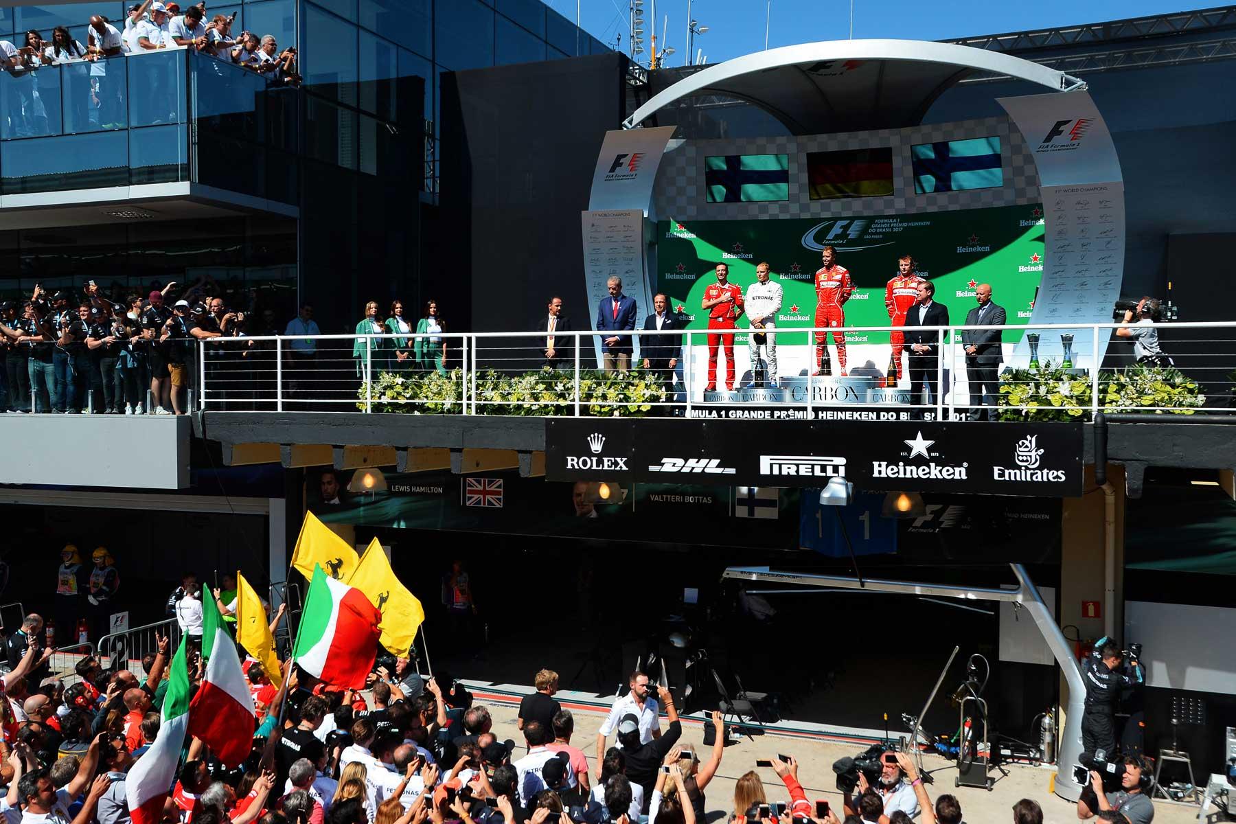 Brasiliens Grand Prix