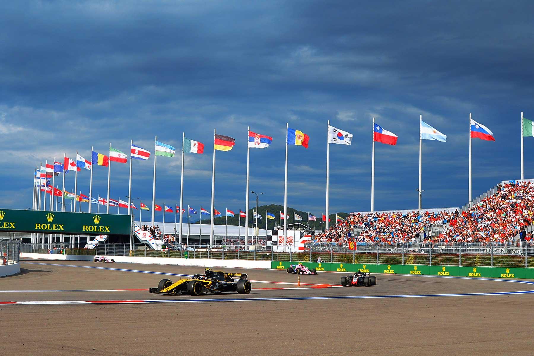 Ruslands Grand Prix