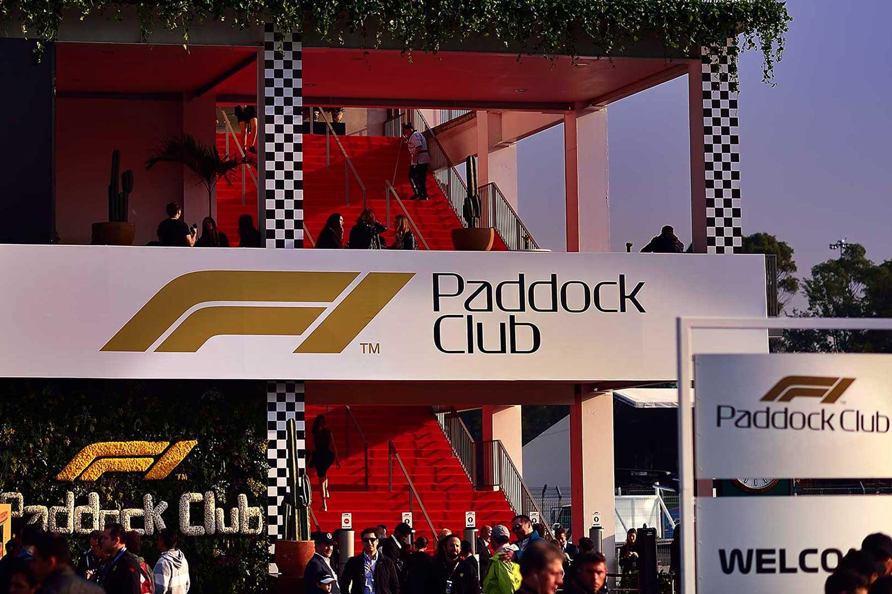 Løssalg af F1 billetter