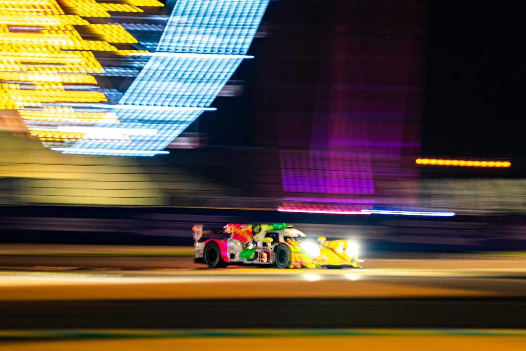 Le Mans – Kør selv – Standplads